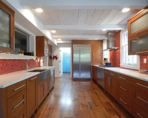 yellow pine kitchen cabinets delta faucets ceiling design ideas & remodel pictures | houzz