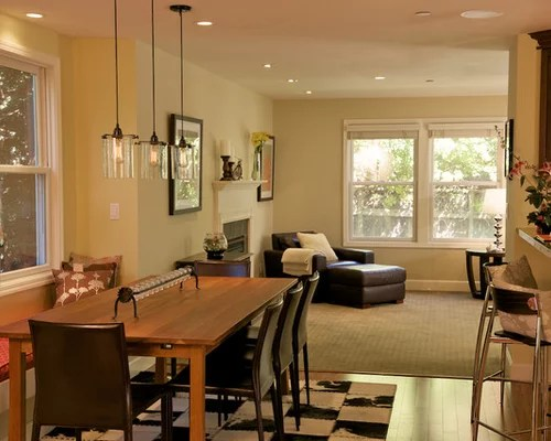 how to choose rug size for living room swag valances dining pendant light home design ideas, pictures ...