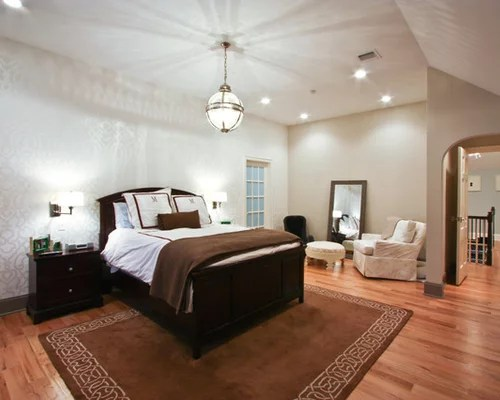 Master Bedroom Wallpaper Houzz