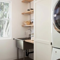 Stainless Steel Farmhouse Kitchen Sink Nook Tables Laundry | Houzz