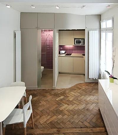 contemporain cuisine by flora auvray architecte d interieur