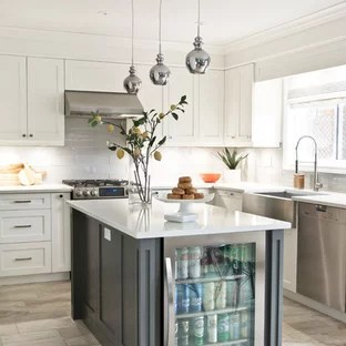 Built In Kitchen Cabinets Houzz