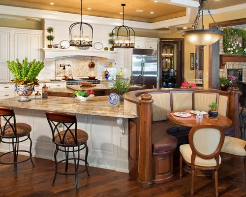 kitchen island back panel handmade islands round booth ideas, pictures, remodel and decor