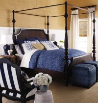 Navy Blue Bedroom Ideas, Pictures, Remodel and Decor
