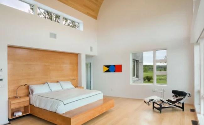 Wood Platform Bed Frame Houzz