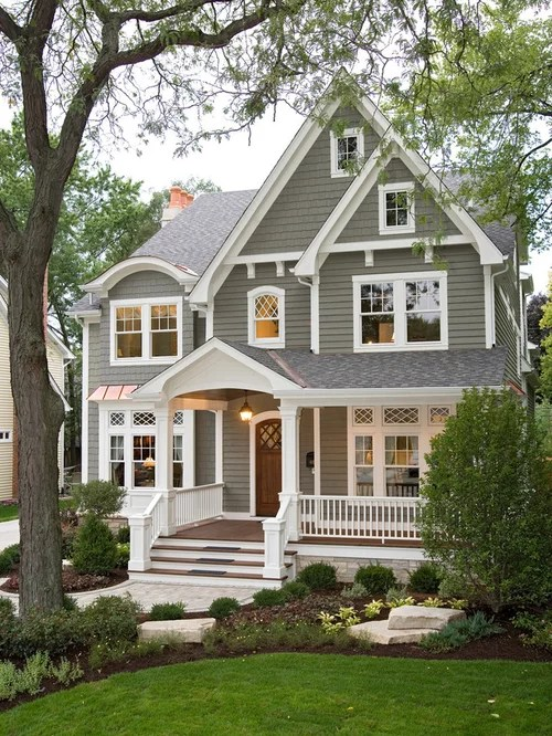 Best Traditional Exterior Home Design Ideas & Remodel Pictures Houzz