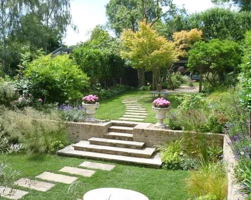 Garden Steps Design Ideas & Remodel Pictures Houzz