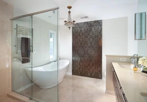 Vllig von der Rolle  BadezimmerTapeten