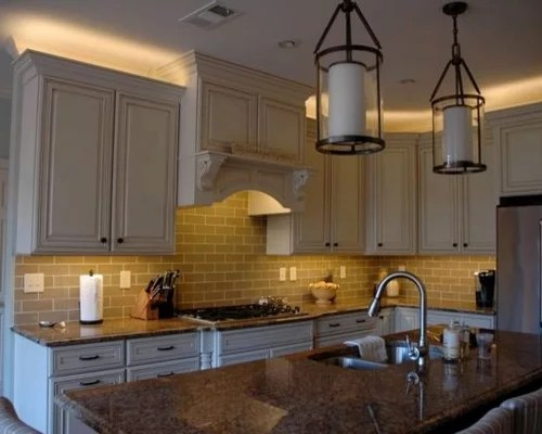 Above Cabinet Lighting Design Ideas Amp Remodel Pictures Houzz
