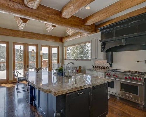 Log Cabin Kitchens  Houzz