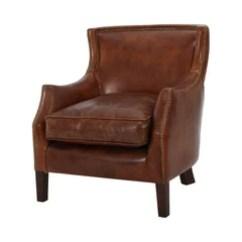 Bedroom Chair Design Swing Jb Chairs Houzz Tiller Top Grain Vintage Brown Leather Club