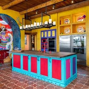 75 Most Popular Southwestern Kitchen Design Ideas For 2018 Stylish