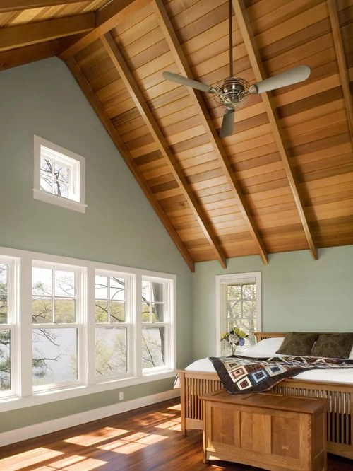 Room Design Vaulted Ceiling