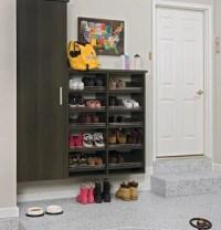 Garage Shoe Storage | Houzz
