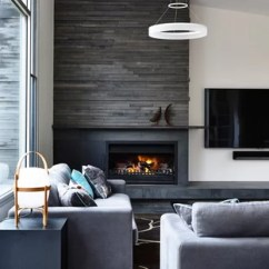 Design Living Room With Corner Fireplace Modern Decoration 75 Most Popular A Ideas For Example Of Large Transitional Open Concept Medium Tone Wood Floor In Melbourne