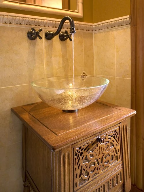 vessel sink faucet | houzz