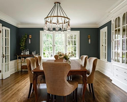 Wall Color For Dining Room  Houzz