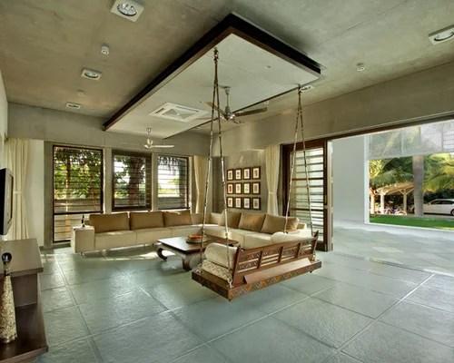 Tropical Living Room Design Ideas Remodels Amp Photos Houzz
