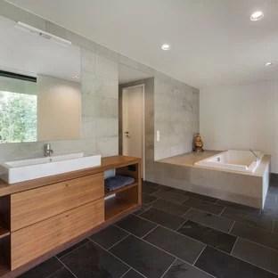charcoal gray floor tile houzz