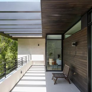 75 Beautiful Balcony With A Pergola Pictures Ideas January 2021 Houzz