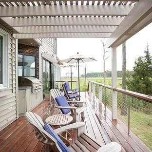 75 Beautiful Mid Sized Balcony Pictures Ideas January 2021 Houzz