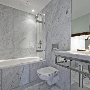 carrara marble tile houzz