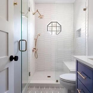 small bathroom tile design houzz
