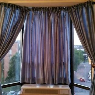 small bedroom window treatments ideas