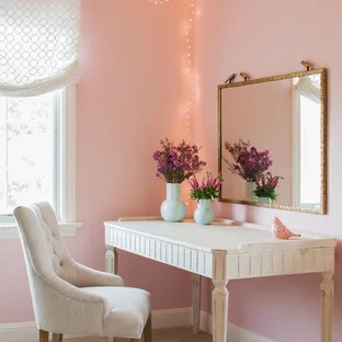 75 Beautiful Pink Bedroom Pictures Ideas October 2020 Houzz