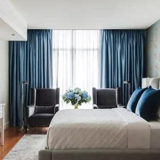bedroom curtain ideas houzz