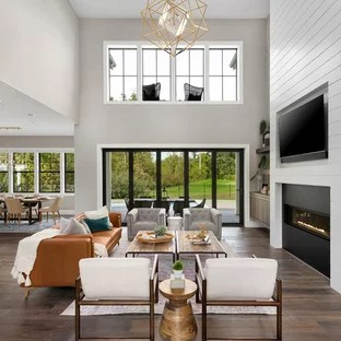 75 Beautiful Modern Family Room Pictures Ideas July 2021 Houzz