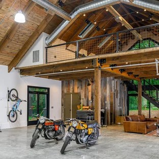 75 Beautiful Huge Garage Pictures Ideas September 2020 Houzz