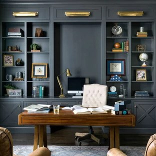 18 Beautiful Home Office Pictures Ideas October 2020 Houzz