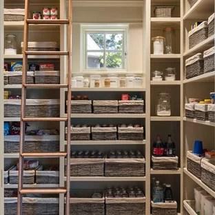 75 Beautiful Farmhouse Kitchen Pantry Pictures Ideas January 2021 Houzz