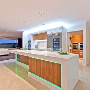 75 Beautiful Modern Kitchen Pictures Ideas August 2021 Houzz