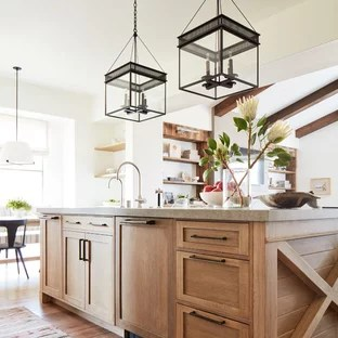 18 Beautiful Kitchen With Light Wood Cabinets Pictures Ideas September 2020 Houzz