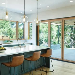 75 Beautiful Green Kitchen Pictures Ideas September 2020 Houzz