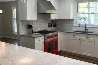 bella tile and stone project photos