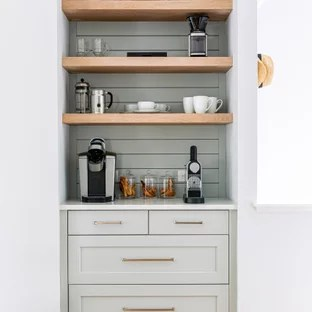 75 Beautiful Kitchen Pantry With Gray Cabinets Pictures Ideas January 2021 Houzz