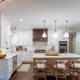18 Beautiful Kitchen With Subway Tile Backsplash Pictures Ideas October 2020 Houzz