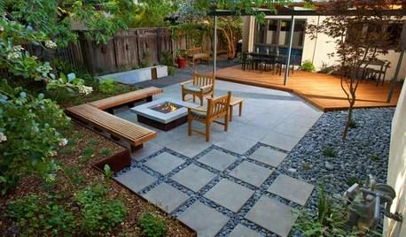 to raise a paver patio