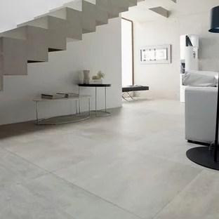 large format concrete tile houzz