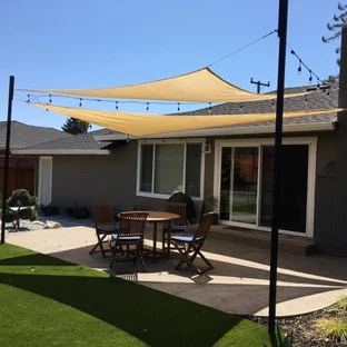 75 Beautiful Black Outdoor Design With An Awning Pictures Ideas September 2020 Houzz