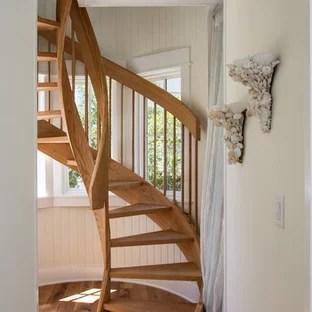 Trex Spiral Stairs Houzz   Trex Spiral Stairs Cost   Handrail   Trex Transcend   Stair Case   Stair Treads   Powder Coated