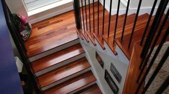 Best 15 Stair And Railing Contractors Near You Houzz | Staircase Companies Near Me | Wrought Iron Balusters | Stair Remodel | Stair Parts | Stair Stringers | Stair Railing