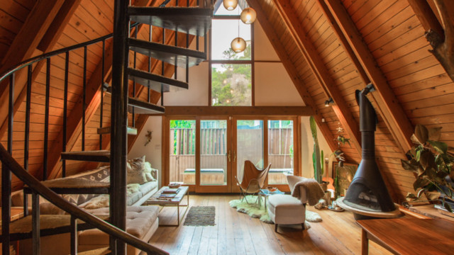 Houzz TV Showing Her Creative Side In A Classic Los