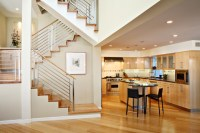Condo Renovation - Contemporary - Kitchen - Los Angeles ...