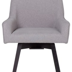 Swivel Upholstered Chairs Job Lot Folding Wooden Spire Office Chair Midcentury Gray