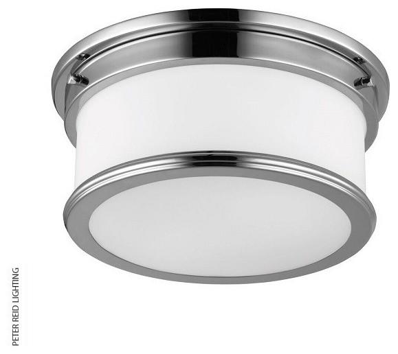 Payne Flush Mount Bathroom Ceiling Light  Contemporary  Flush Ceiling Lights  south east  by