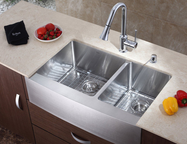 60 40 kitchen sink touch on faucet how to choose the right modern by expressdecor